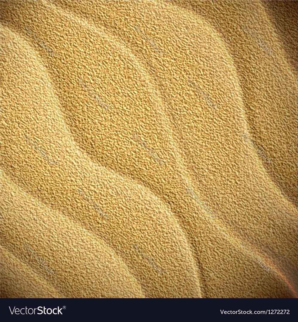 Texture of sand vector | Price: 1 Credit (USD $1)