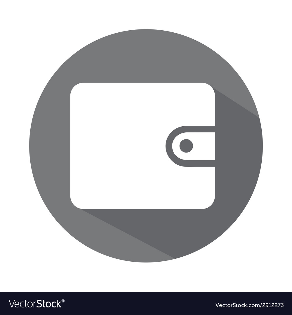 Wallet design vector | Price: 1 Credit (USD $1)