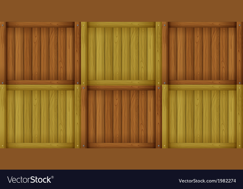 Set of shipping containers vector