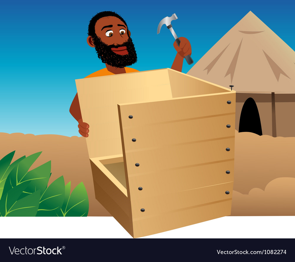 Shed building vector | Price: 1 Credit (USD $1)