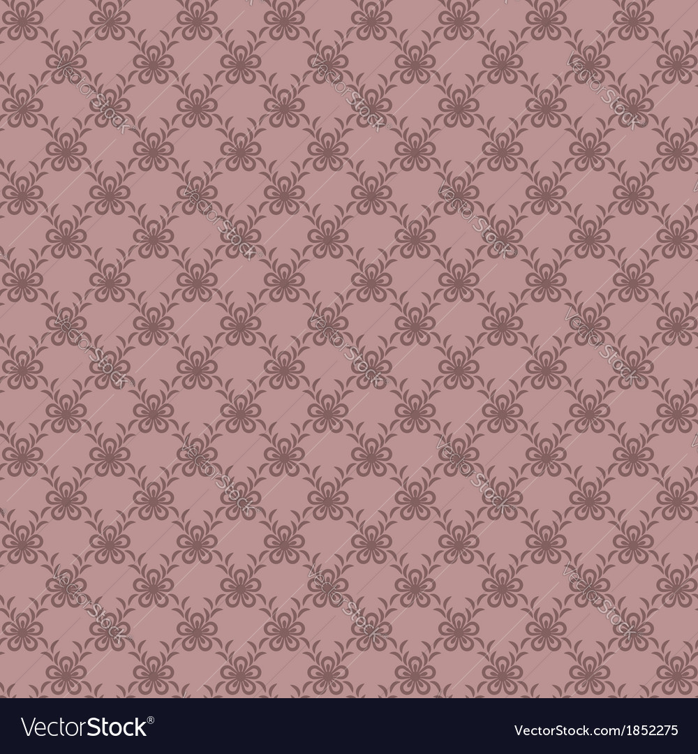 Dark pink seamless pattern vector | Price: 1 Credit (USD $1)
