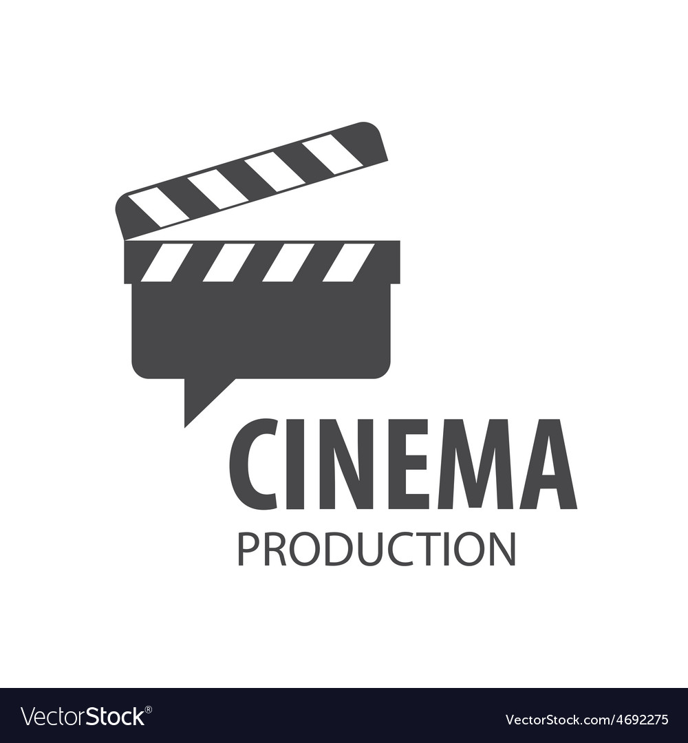 Logo slate board for shooting movies vector | Price: 1 Credit (USD $1)