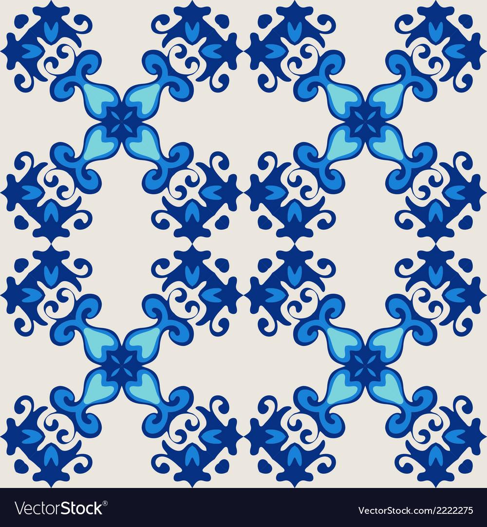 Ornamental seamless flourish vector | Price: 1 Credit (USD $1)
