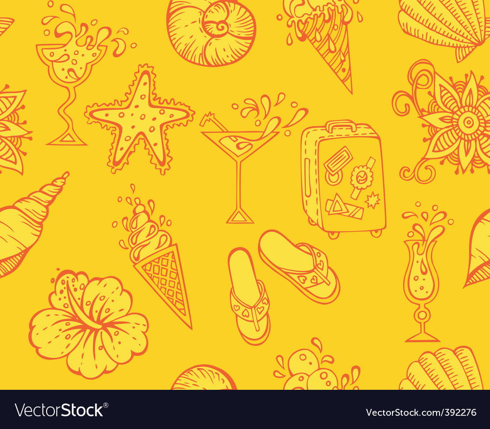 Pattern travel vector | Price: 1 Credit (USD $1)