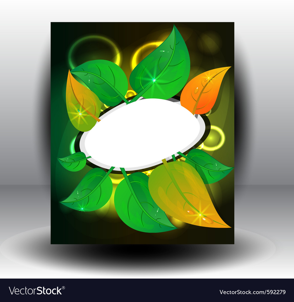 Banner petal vector | Price: 1 Credit (USD $1)
