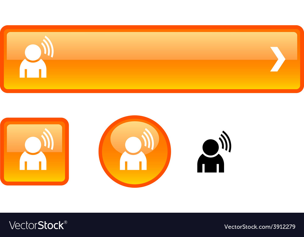 Music button set vector   Price: 1 Credit (USD $1)