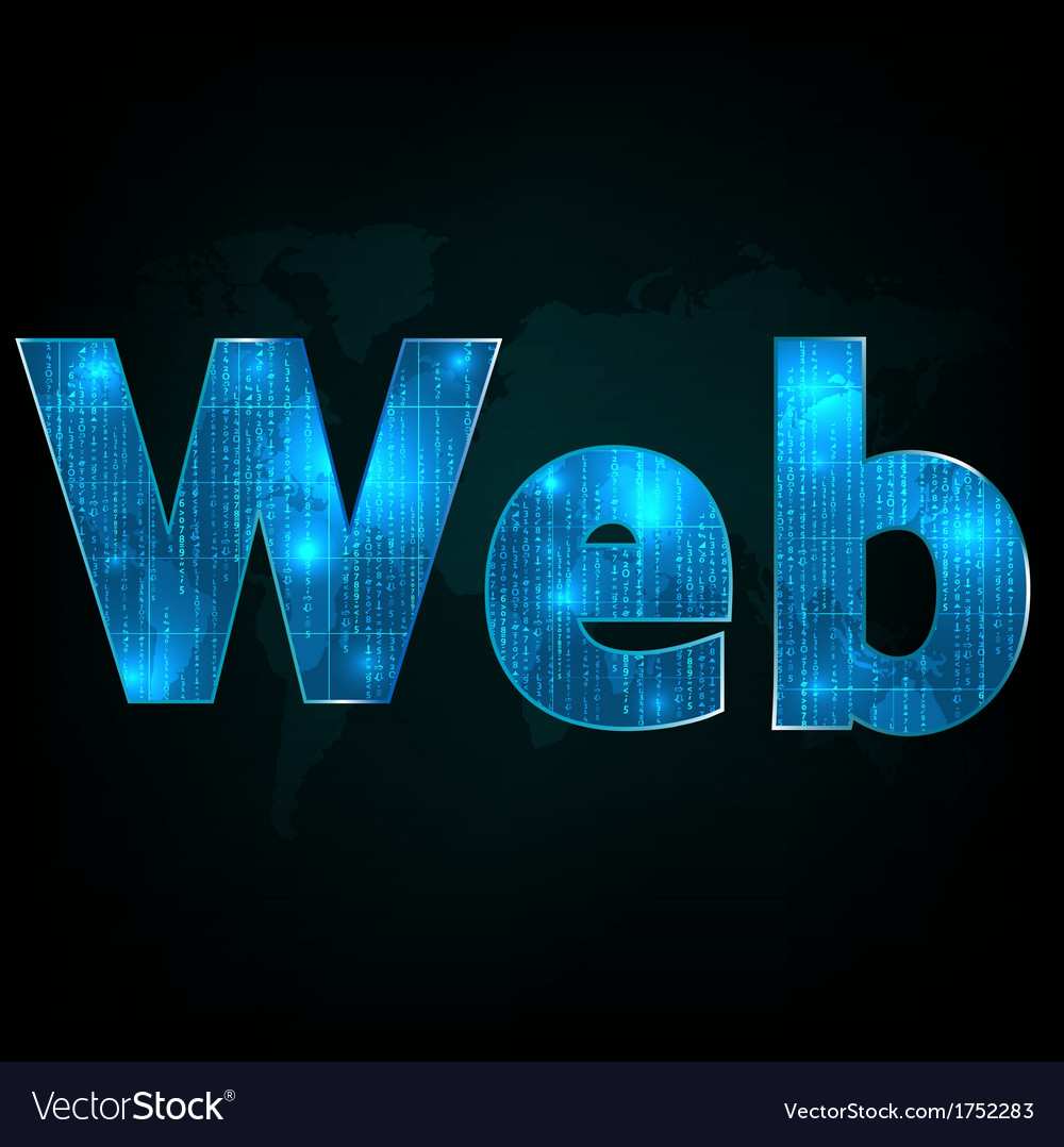 Web scribe vector | Price: 1 Credit (USD $1)