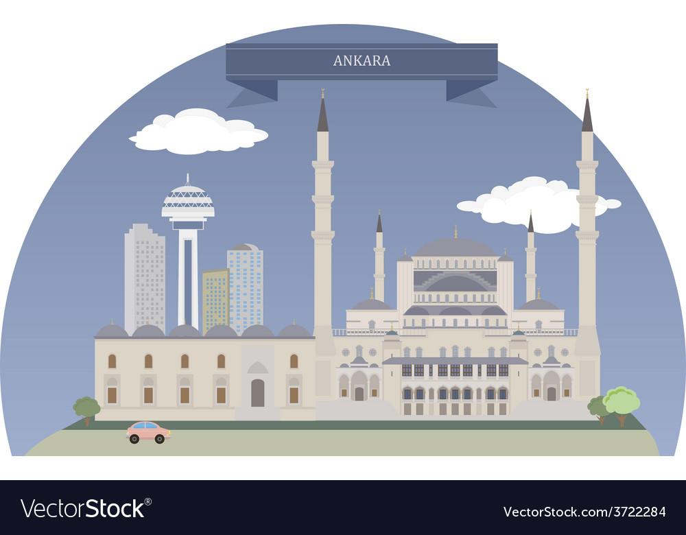 Ankara vector | Price: 1 Credit (USD $1)