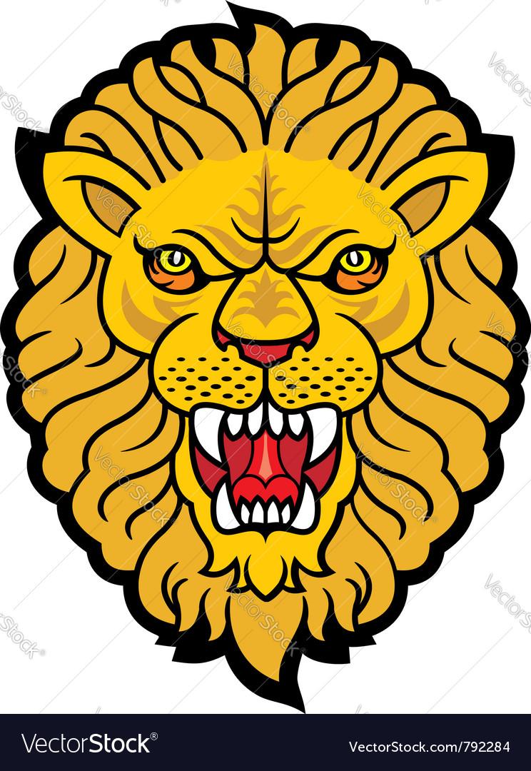 Lion vector | Price: 1 Credit (USD $1)