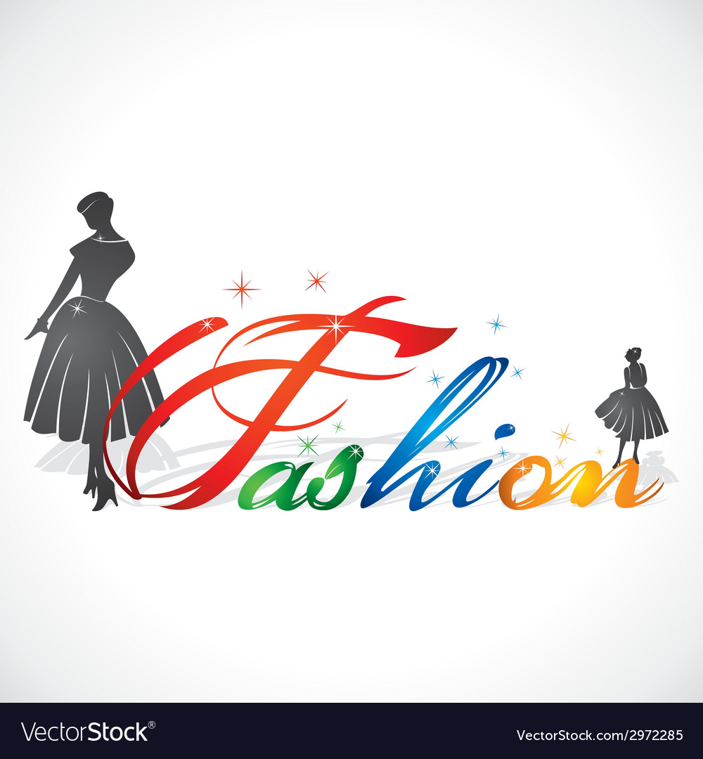 Fashion girl stock vector | Price: 1 Credit (USD $1)