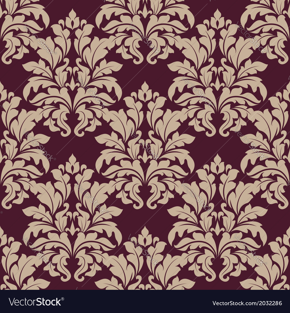 Dense ornate arabesque pattern vector | Price: 1 Credit (USD $1)