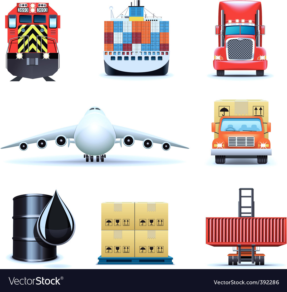 Shipping icons | bella series vector | Price: 5 Credit (USD $5)