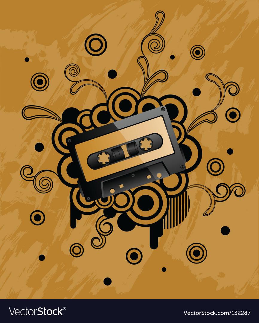 Tape vector | Price: 1 Credit (USD $1)
