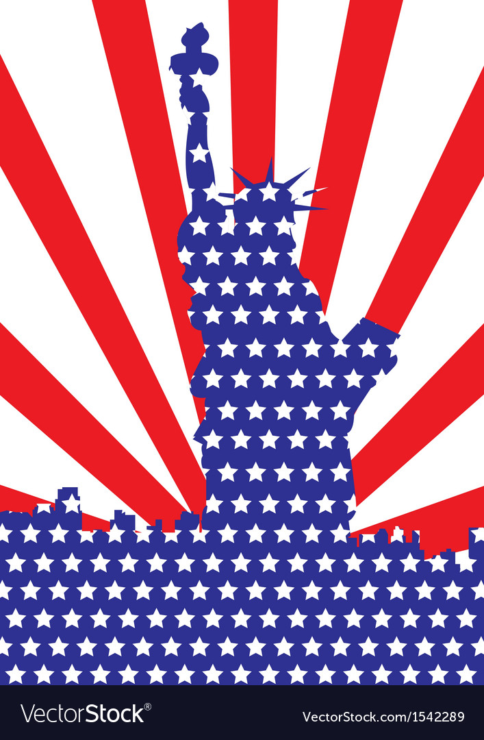 America liberty or 4th of july independent day vector   Price: 1 Credit (USD $1)