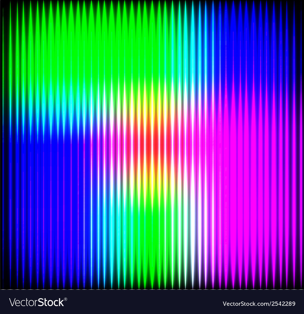 Colorful background with grungy texture overlay on vector | Price: 1 Credit (USD $1)