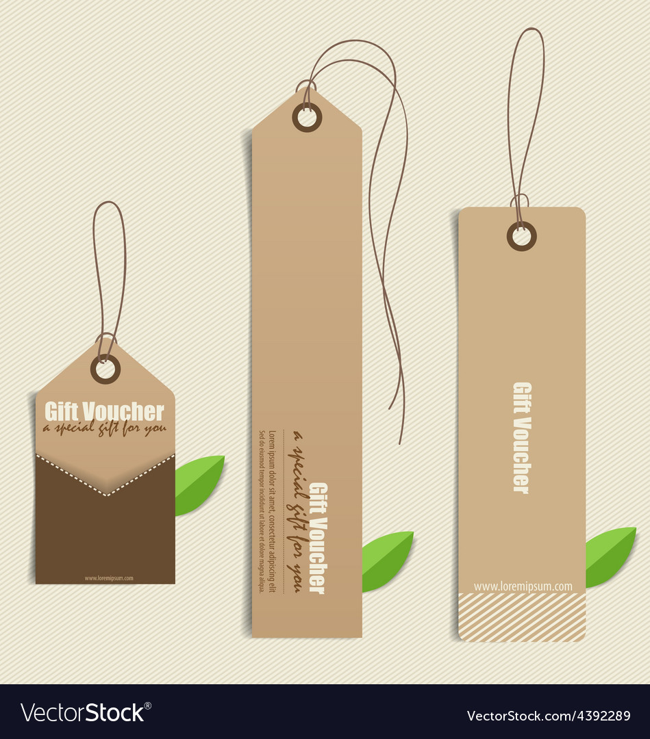 Nature banner eco organic labels and cards with vector | Price: 1 Credit (USD $1)