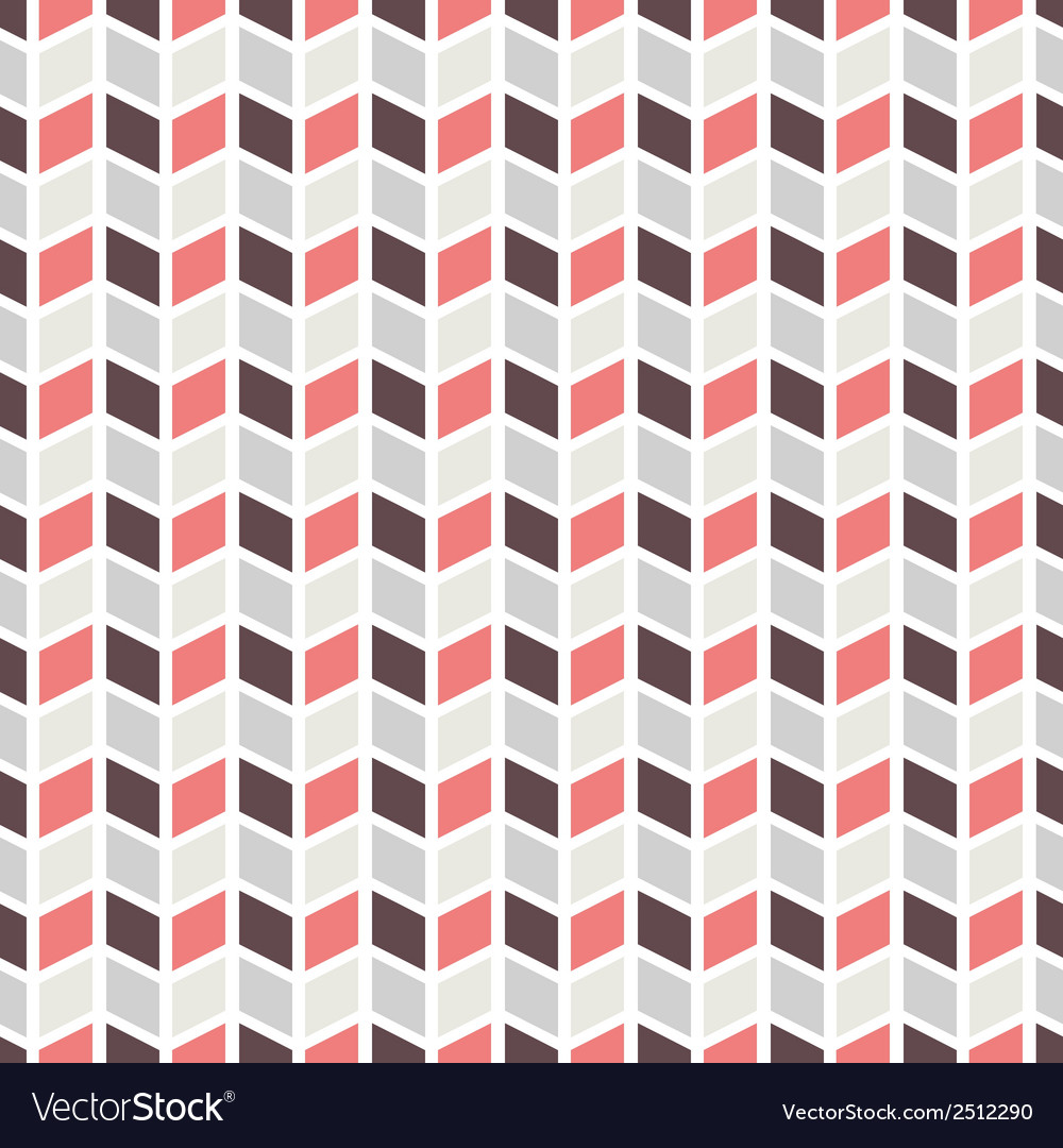 Geometric pattern tiling seamless abstract vintage vector | Price: 1 Credit (USD $1)