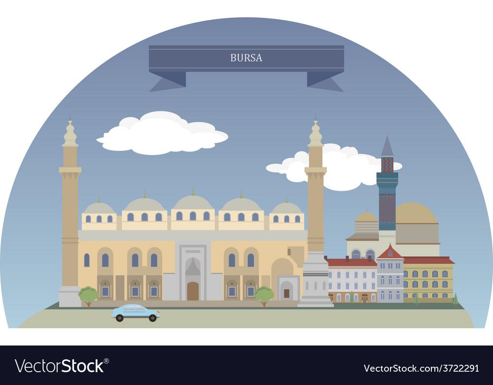 Bursa vector | Price: 1 Credit (USD $1)