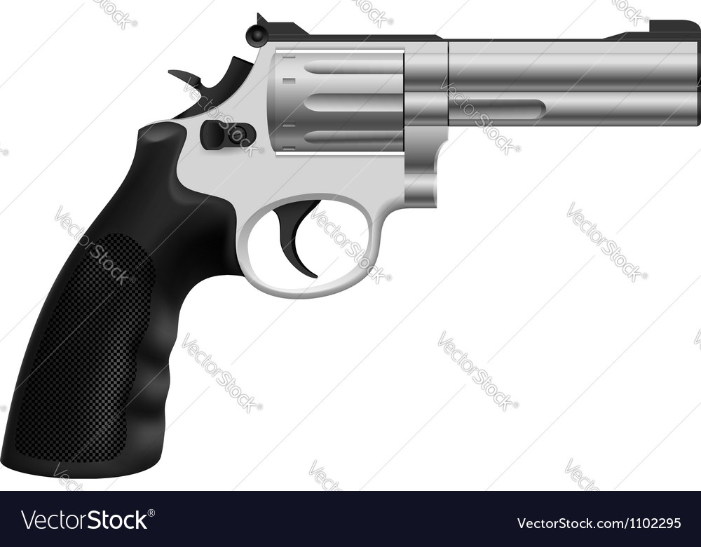 Revolver vector | Price: 3 Credit (USD $3)