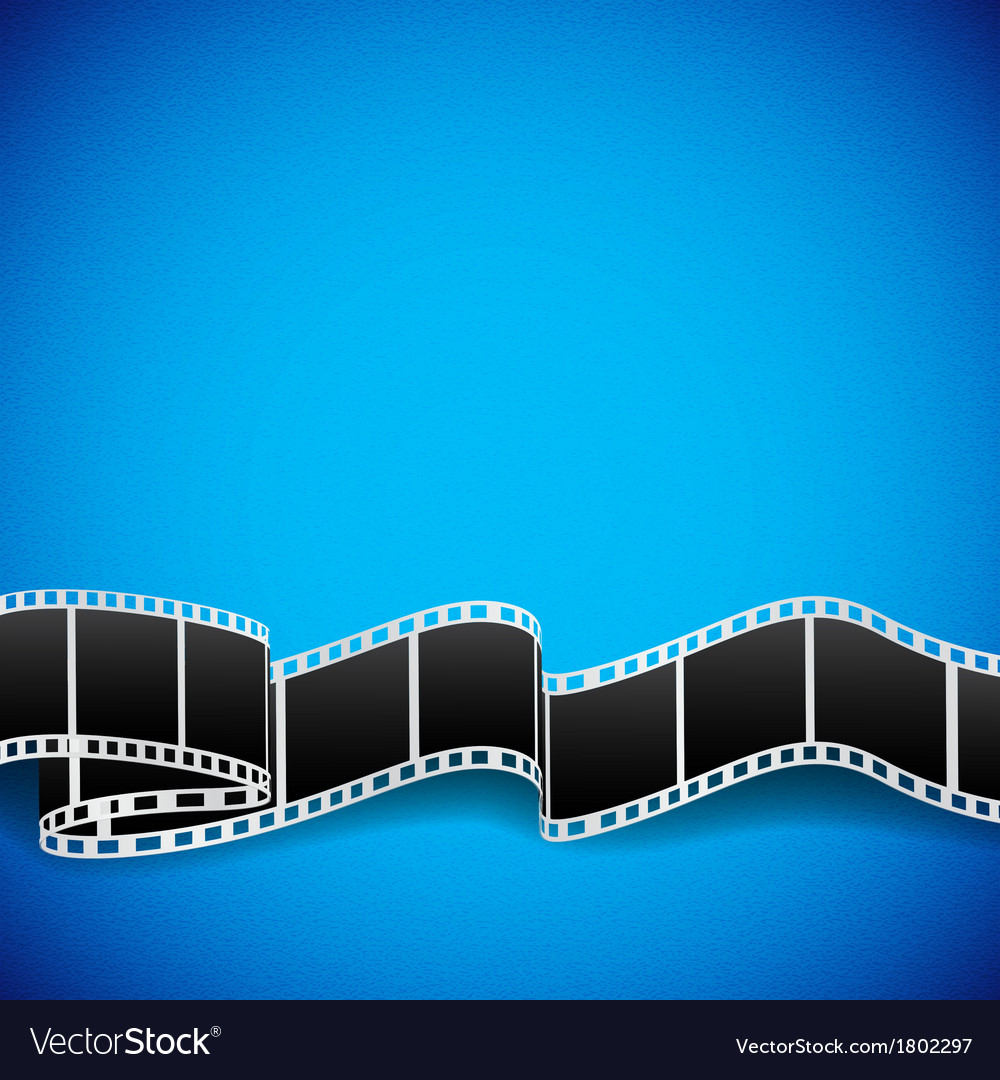 Film reel background vector | Price: 1 Credit (USD $1)