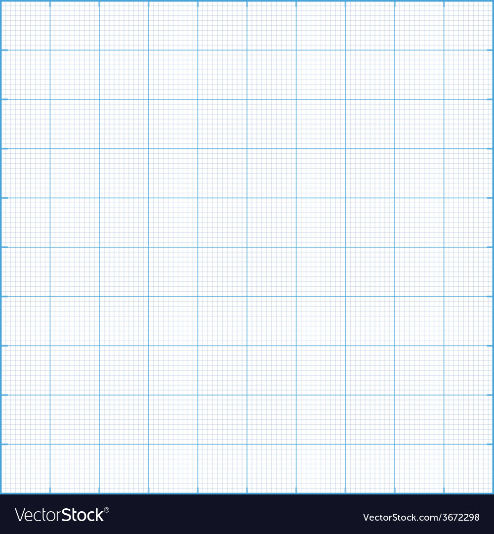 Millimeter paper vector | Price: 1 Credit (USD $1)