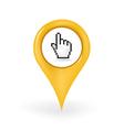 Click location vector