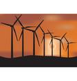Wind farm vector
