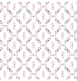 Glasses seamless pattern - spectacles texture vector