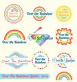 Over the rainbow vector