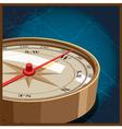 Compass west vector