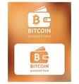 Bitcoin accepted vector