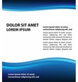 Business flyer magazine cover poster templa vector
