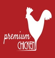 Premium chicken2 resize vector