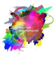 Oil painting background vector