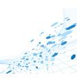 Digital hitech abstract vector