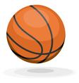 Cartoon basketball ips10 vector