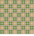 Seamless tiled pattern wallpaper background vector