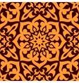Bold geometric muslim seamless pattern vector