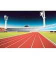 Sports stadium vector