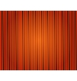 Curtain orange closed with light spots vector