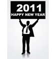 Business year vector