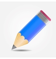 Drawing and writing tools icon vector