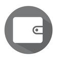 Wallet design vector