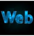 Web scribe vector