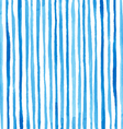 Watercolor stripes pattern vector