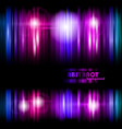 Colorful strips abstract background vector