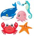 Sea animal vector