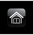 House single icon vector