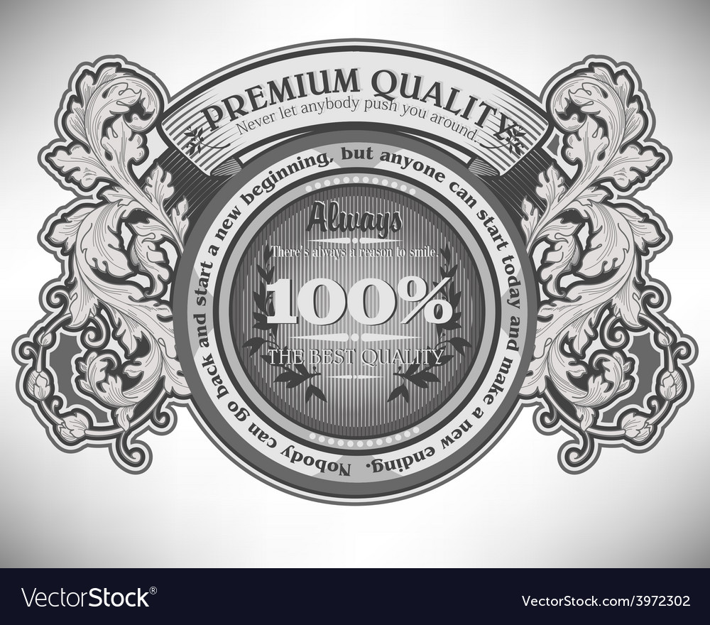 Retro frame vector | Price: 1 Credit (USD $1)