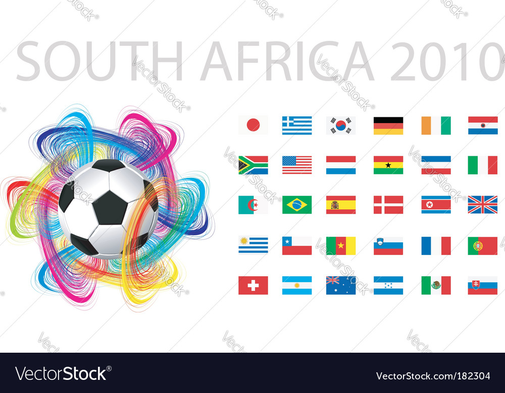 National flags vector | Price: 1 Credit (USD $1)